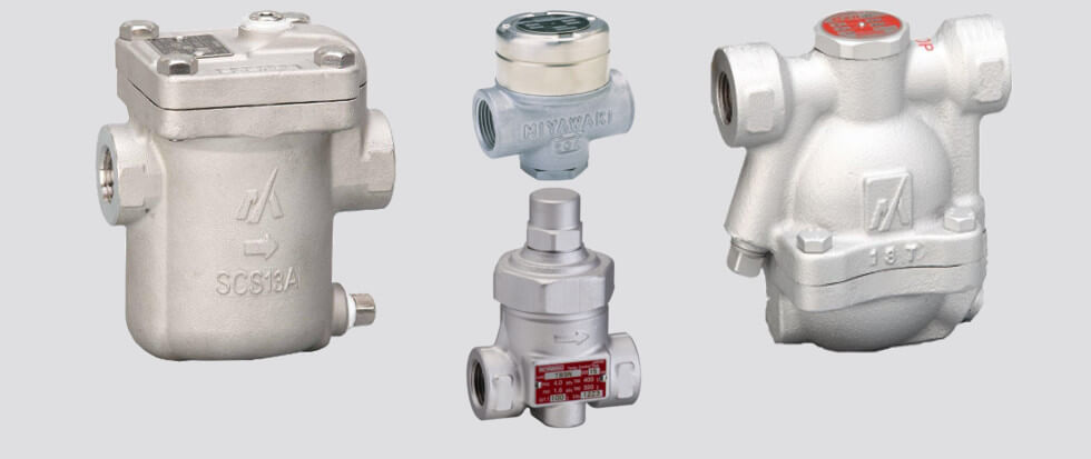Miyawaki Steam Trap Family