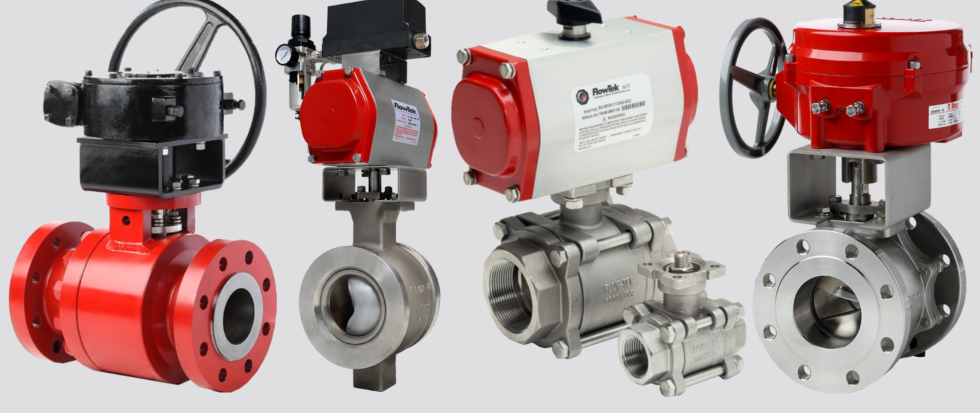 Bray / Flowtek Ball Valve Family